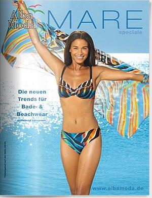 Каталог Alba Moda Mare speciale весна-лето 2010