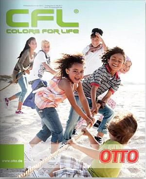 Одежда по каталогам Otto CFL (Colors For Life) весна-лето 2011