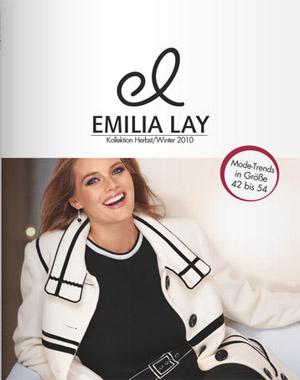 Каталог Emilia Lay осень-зима 2010-2011