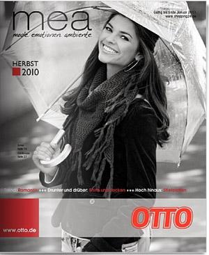 Каталог Otto Mea осень 2010