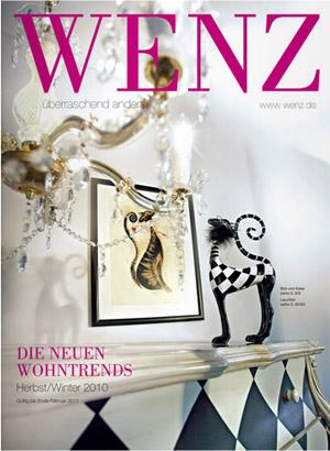Товары по каталогам Wenz Wohntrends