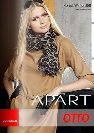 Он-лайн каталог Apart осень-зима 2011/12
