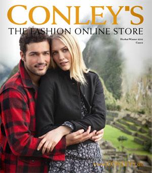 Одежда по каталогам Conley`s осень-зима 2011
