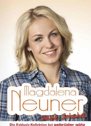 Он-лайн каталог Magdalena Neuner 2011 (Gebruder gotz)
