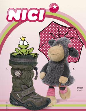 Он-лайн каталог NICI 2011(Gebruder gotz)