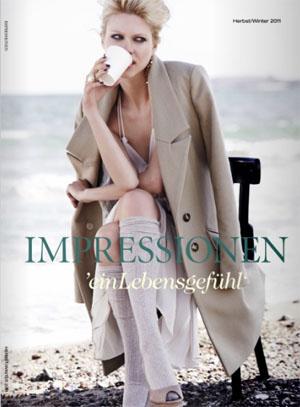 Одежда по каталогам Impressionen осень-зима 2011/12