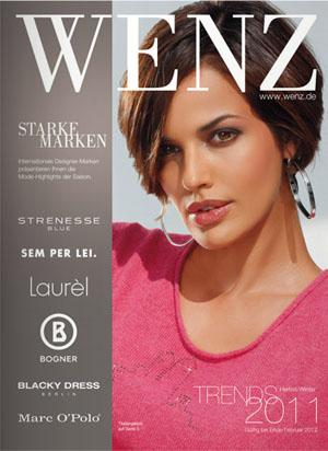 Он-лайн каталог Wenz осень-зима 2011/12